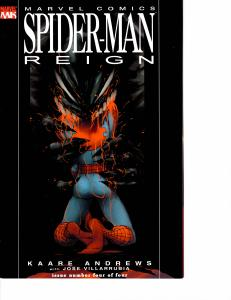 Spider-Man Reign #4 First Print Cover VF/NM (9.0)