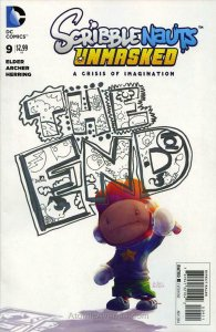 Scribblenauts Unmasked: A Crisis of Imagination #9 FN; DC | save on shipping - d