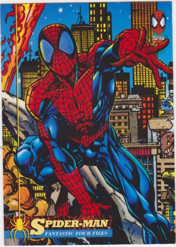 1994 Fleer Spider-Man #41 Spider-Man