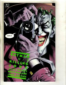 Batman The Killing Joke NM 1st Print DC Comics Graphic Novel Comic Book SM8