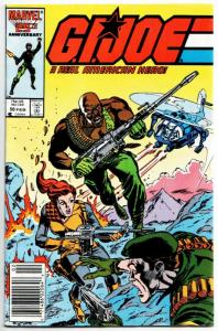 G.I. Joe A Real American Hero #56 (Marvel, 1987) VG