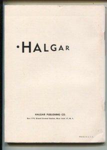 Halgar Astrology Magazine #1 1/1954-1st issue-astrological profiles & guidanc...