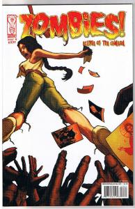 ZOMBIES : ECLIPSE of the UNDEAD #3, NM, 2006, IDW, Undead, more Horror in store