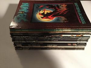Spawn 18 Book Tpb Lot Fn-Vf Fine-Very Fine Image Comics