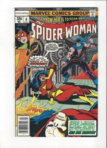 Spider-Woman #4 VS Brother Grimm and Hangman VF