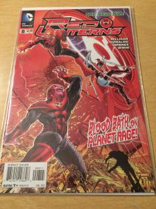 Red Lanterns #8 The New 52