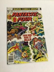 Fantastic Four 183 Nm Near Mint Marvel