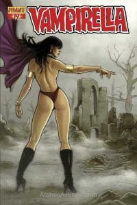 Vampirella (3rd Series) #19B FN; Dynamite   save on shipping - details inside