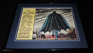 Batman Unarmed Duel Framed 11x14 Photo Display