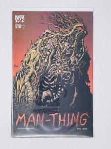 Man-Thing #2 (2004)