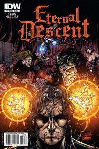 Eternal Descent (2010 series) #3, NM (Stock photo)