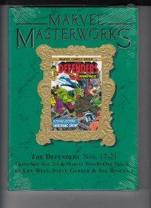 Marvel Masterworks MMW 184 Defenders Limited Variant NEW in Shrink Wrap