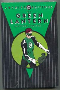Green Lantern Archive Edition Volume 1 hardcover