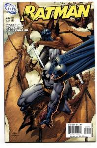 Batman #656 Damian Wayne 1st appearance DC comic book