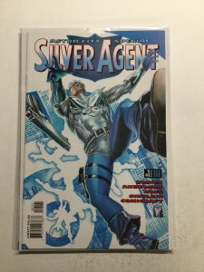 Astro City Special Silver Agent 1 2 Near Mint Nm Wildstorm