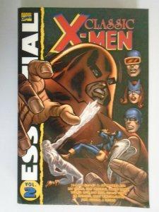 Esential Classic X-Men TPB #2 SC 6.0 FN (2006 1st Edition)