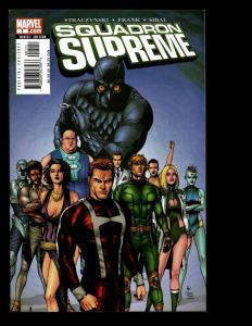 11 Squadron Supreme Comics # 1 2 3 4 5 6 7 Hyperion vs. Nighthawk # 1 2 3 4 EK6