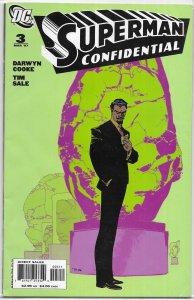 Superman Confidential   # 3 GD/VG (Kryptonite 3) Cooke, Sale