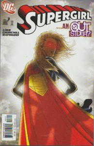 SALE - SUPERGIRL #3 -  DC, BAGGED & BOARDED