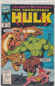 The Incredible Hulk #405 (1993)