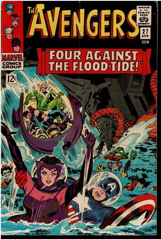 Avengers #27, 3.0 or Better