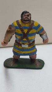 Figura de PVC: de Goliat de la serie Capitan Trueno, 6cm de altura