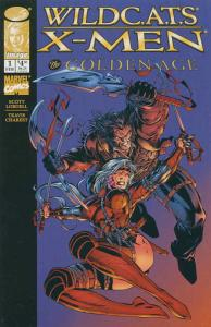 WildC.A.T.s/X-Men: The Golden Age #1 VF/NM; Image | save on shipping - details i