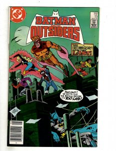 Batman and the Outsiders (AU) #15  YY3