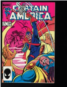 Captain America #294 (Marvel, 1984)