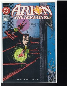 Arion the Immortal #1 (DC, 1992) NM