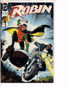 DC Comics (1991) Robin #3 Bolland Dixon Lyle King Snake