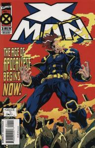 X MAN (1995)   1-75++,  25-Different, Instant Gift -
