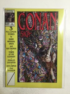 Conan Saga 2 June Magazine Near Mint Nm Marvel Magazine