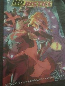 Justice League: No Justice #1 (2018) Mint