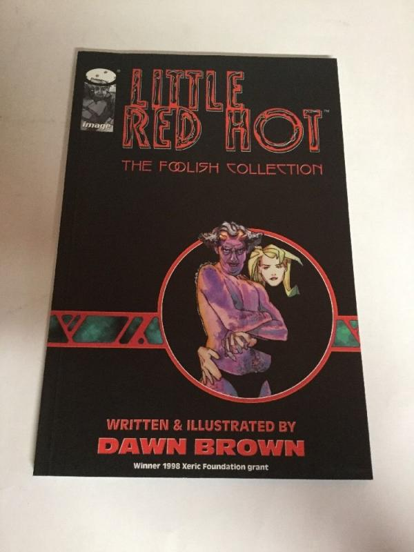 Little Red Hot The Foolish Collection Tpb No Near Mint Image Comics