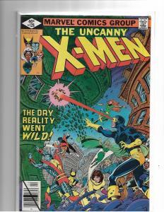 UNCANNY X-MEN #128 - F/VF - MID GRADE BRONZE AGE KEY - CLAREMONT/BYRNE