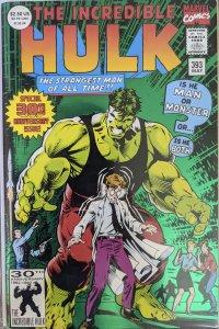 The Incredible Hulk #393 (1992) VF/NM