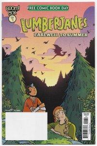 FCBD Lumberjanes Farewell To Summer #1   Unstamped (Boom, 2020) NM