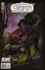 Grimm (American McGee's…) #3A FN; IDW | save on shipping - details inside