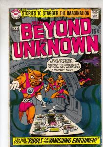 From Beyond the Unknown #4 (May-70) VF/NM High-Grade