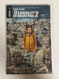 Harbinger Volume 1 Omega Rising TPB NM Near Mint Valiant Comics