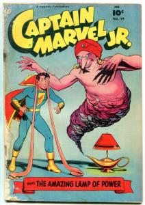 Captain Marvel Jr. #94 1951- Fawcett Golden Age- Lamp of Power G-