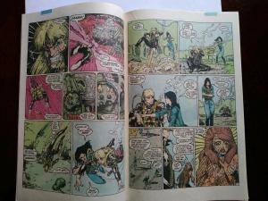 LONGSHOT #2 Marvel Comics 1985 Newsstand (X-Men)