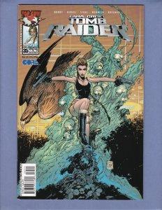Tomb Raider #35 NM Top Cow 2003