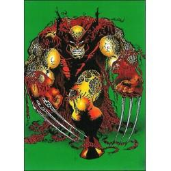 1992 Wolverine: From Then 'Til Now: Series 2 AGING #5