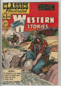 Classics Illustrated #62 (Aug-49) VF High-Grade