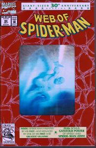 Web of Spider-Man #90 - NM - Near Perfect