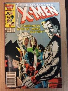 The Uncanny X-Men #210