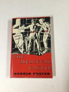 The Medieval Castle Harold Foster Hc Hardcover Picture Book B23
