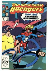 West Coast Avengers #46 First appearance MR. IMMORTAL